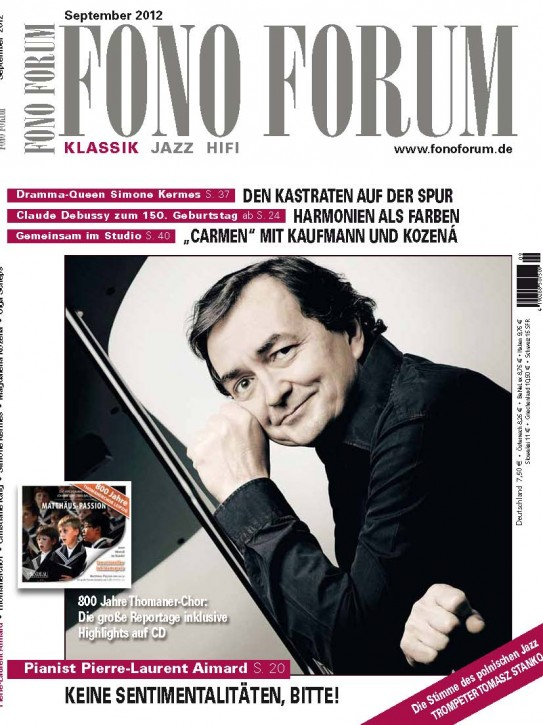 FonoForum September 2012
