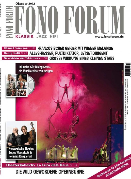 FonoForum Oktober 2012