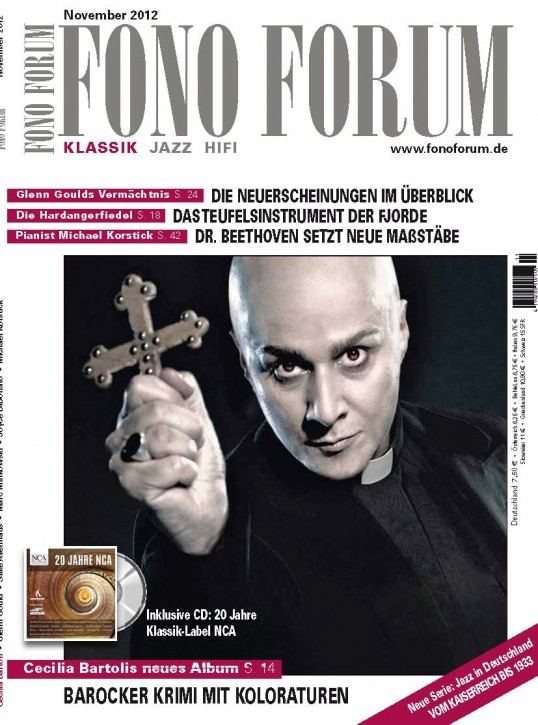FonoForum November 2012