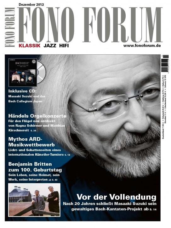 FonoForum Dezember 2013