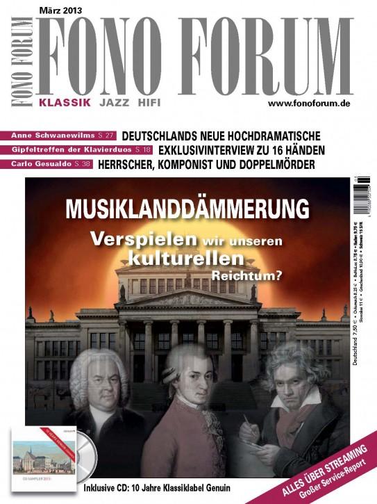 FonoForum März 2013