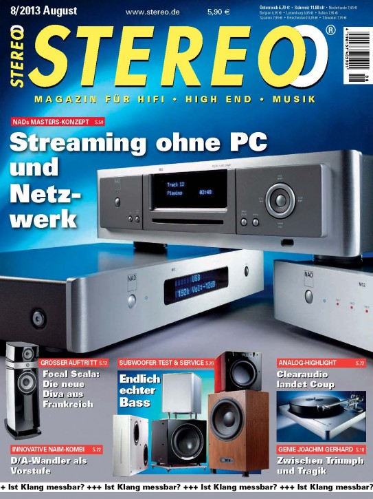 STEREO August 2013