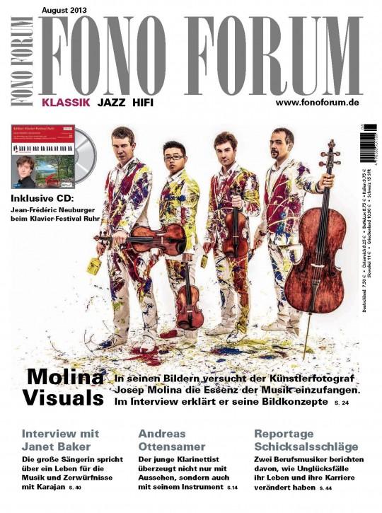 FonoForum Auguat 2013