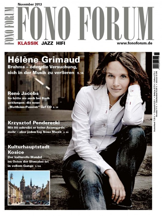 FonoForum November 2013