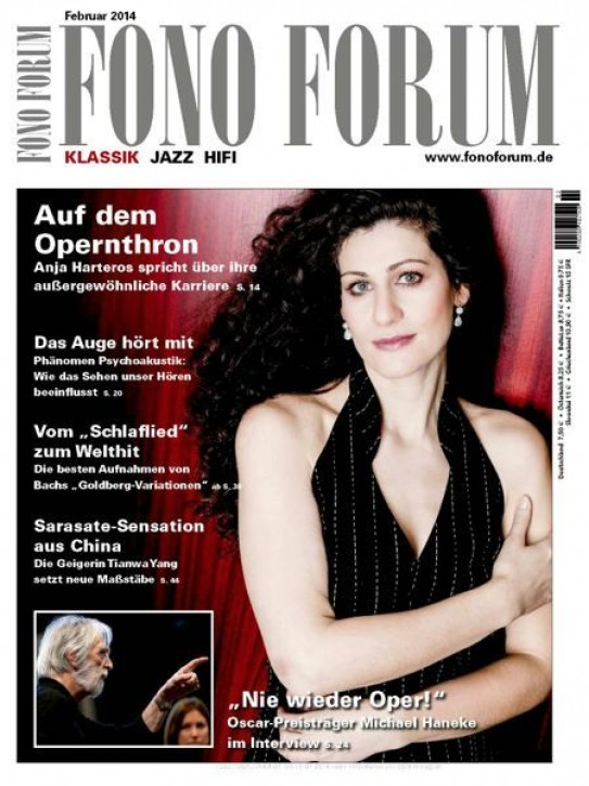 Fono Forum Februar 2014