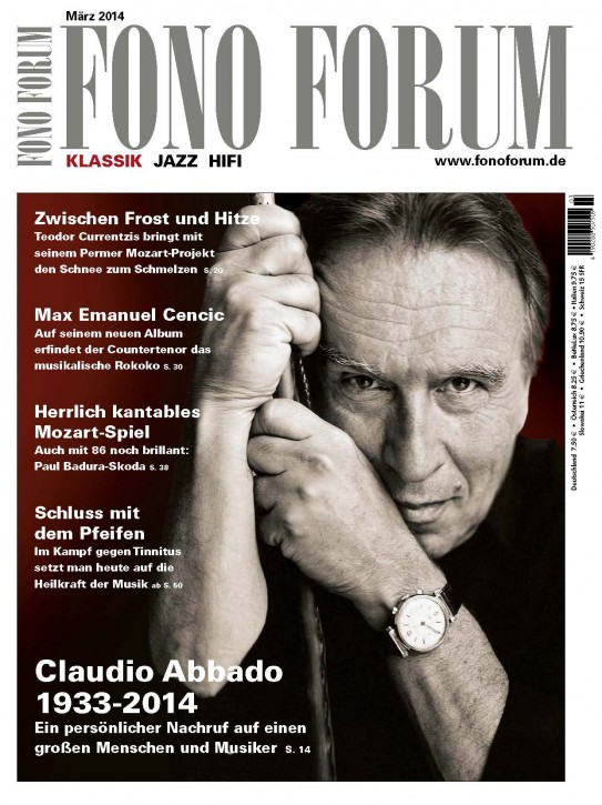 Fono Forum März 2014