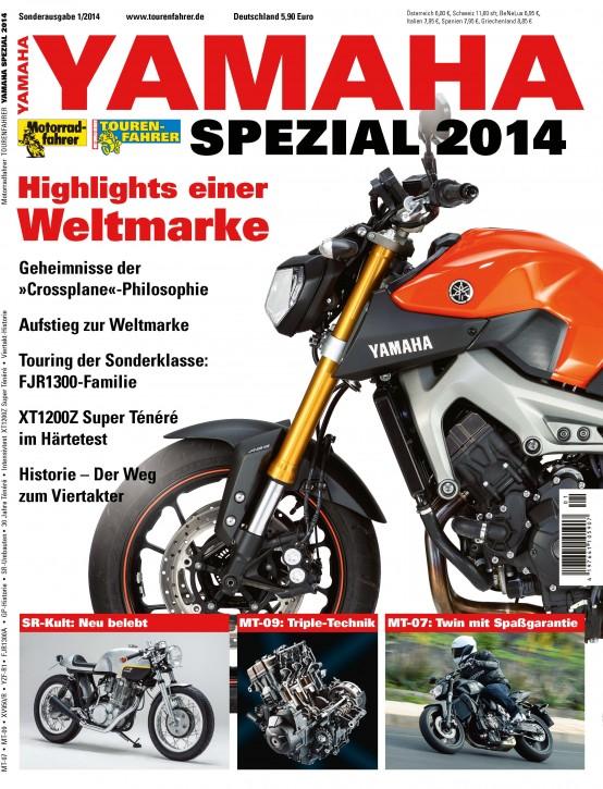 MOTORRADFAHRER - YAMAHA SPEZIAL 2014