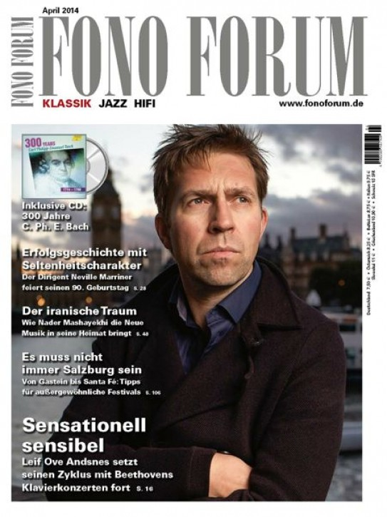 Fono Forum April 2014