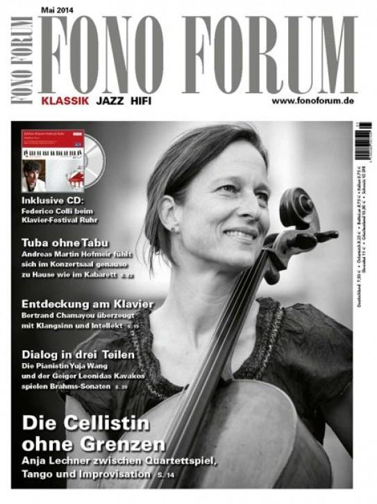 Fono Forum Mai 2014
