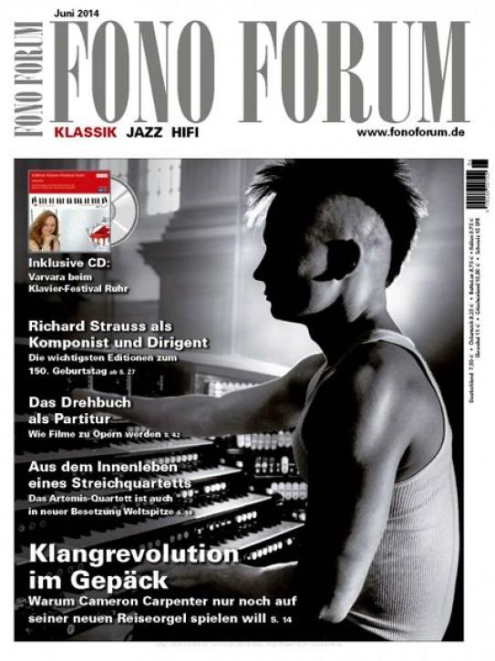 Fono Forum Juni 2014