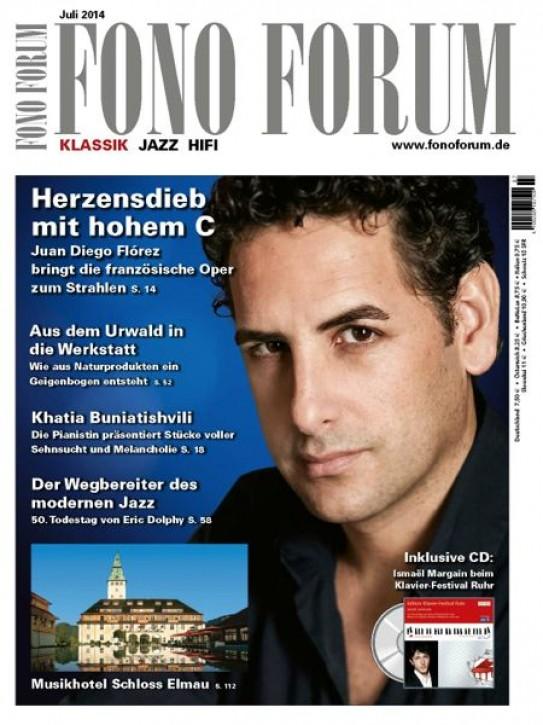 Fono Forum Juli 2014