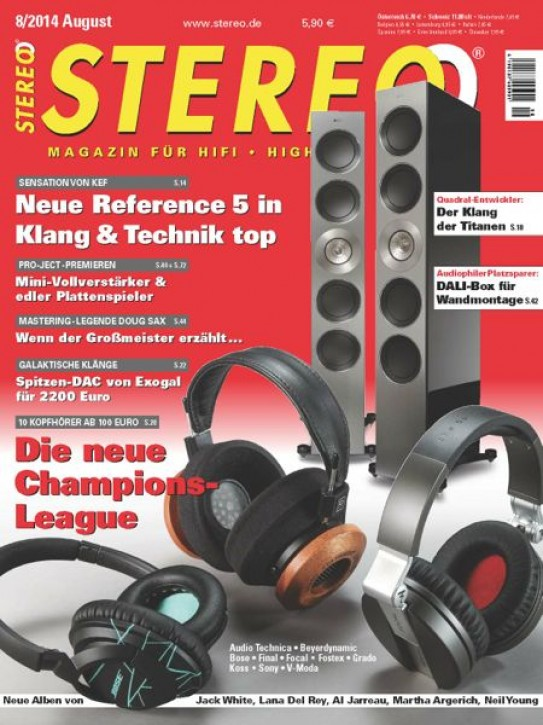 STEREO August 2014