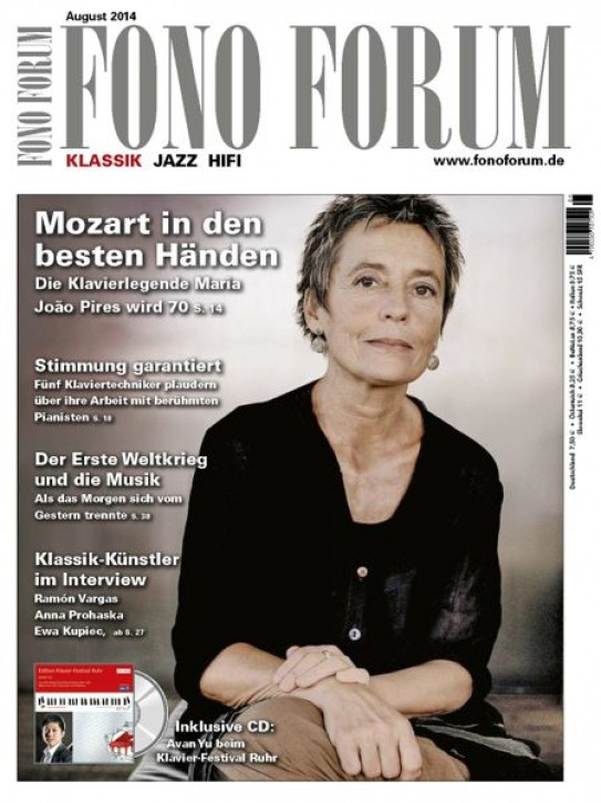 Fono Forum August 2014