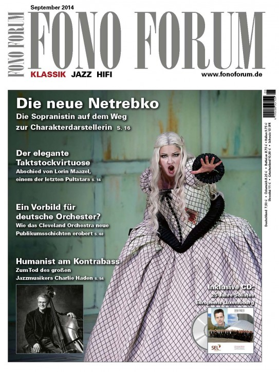 Fono Forum September 2014