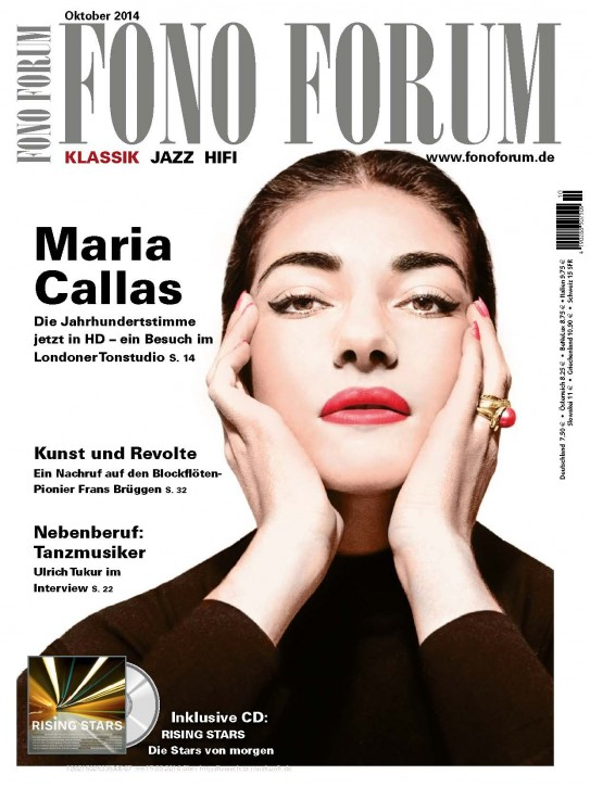 Fono Forum Oktober 2014
