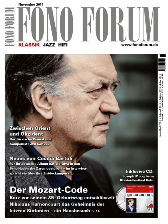 Fono Forum November 2014 E-Paper
