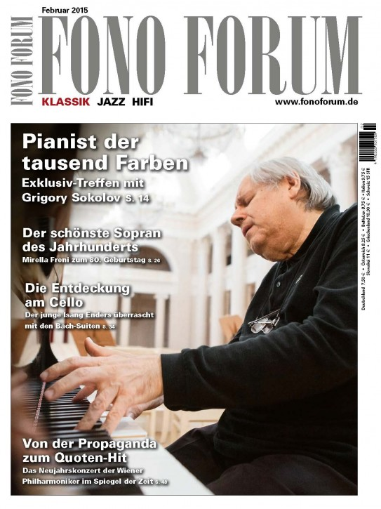 Fono Forum Februar 2015