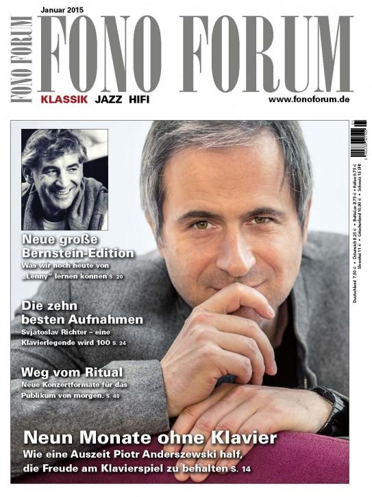 Fono Forum Januar 2015
