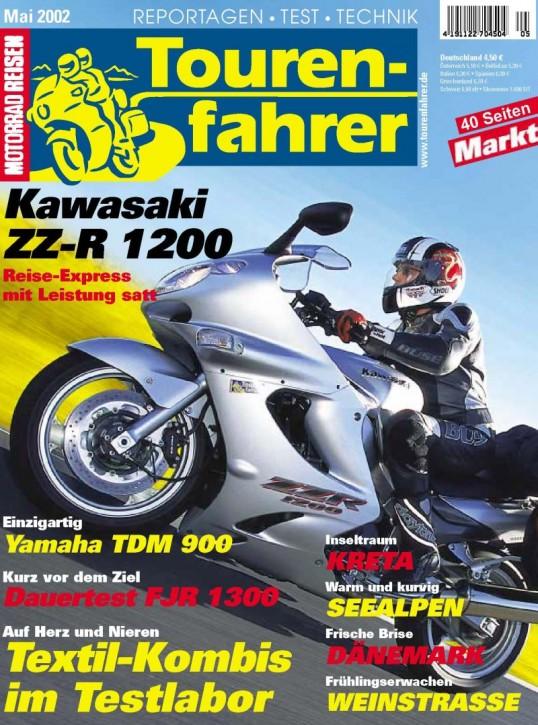 TOURENFAHRER Mai 2002