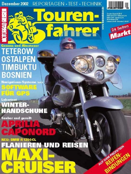 TOURENFAHRER Dezember 2002