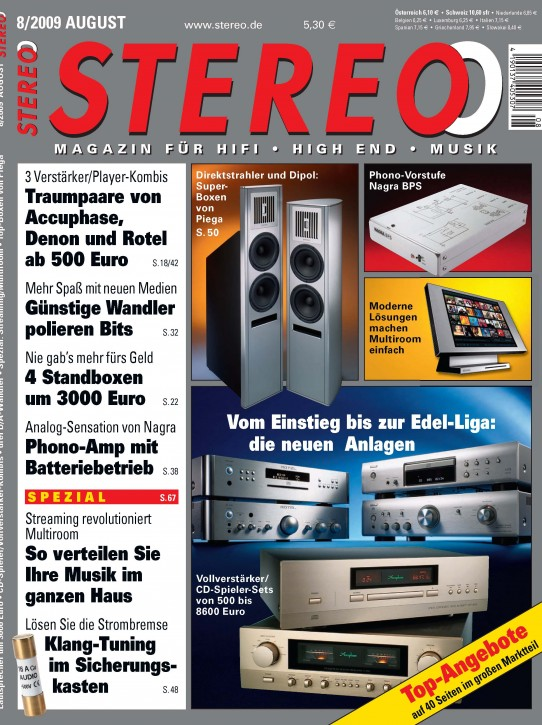 STEREO August 2009