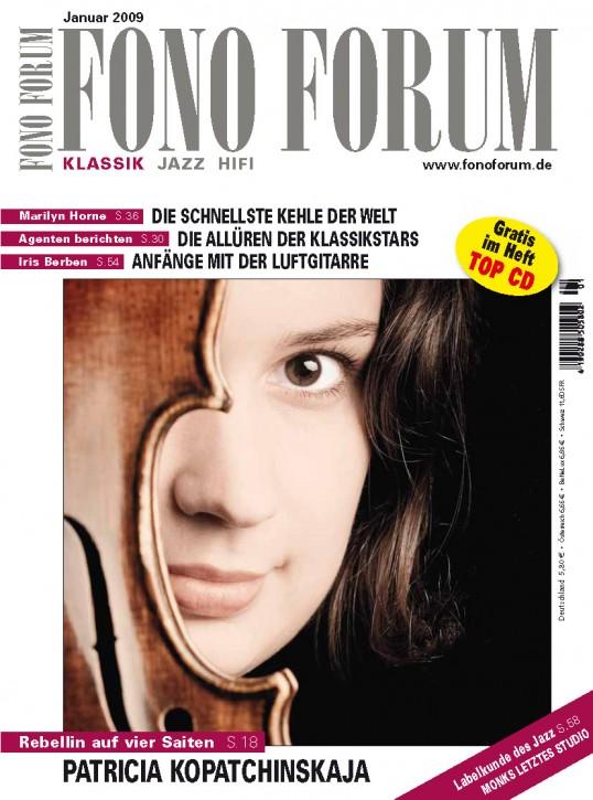 FonoForum Januar 2009
