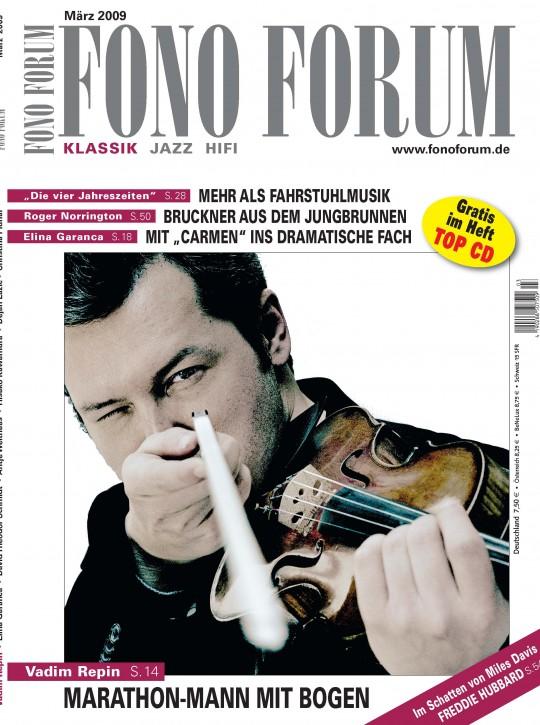 FonoForum März 2009