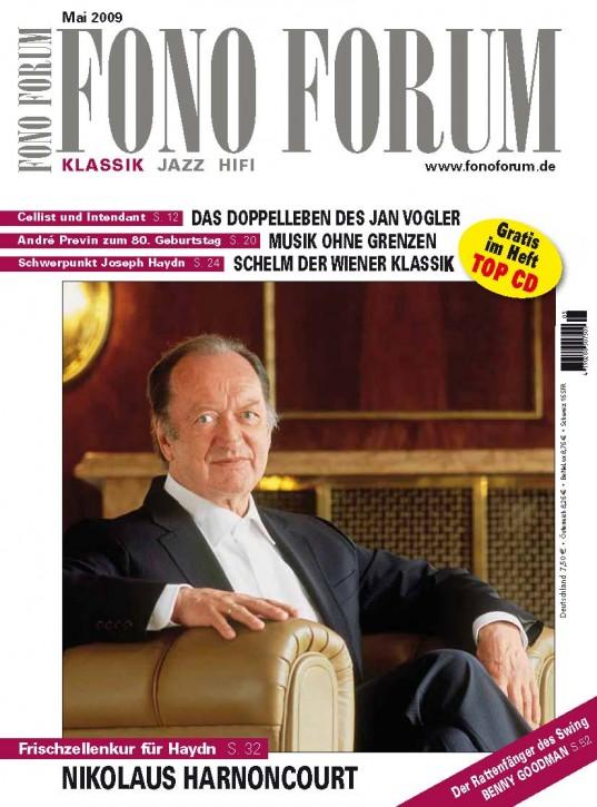 FonoForum Mai 2009