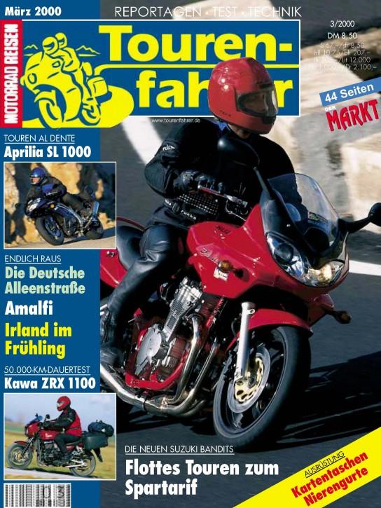 TOURENFAHRER März 2000