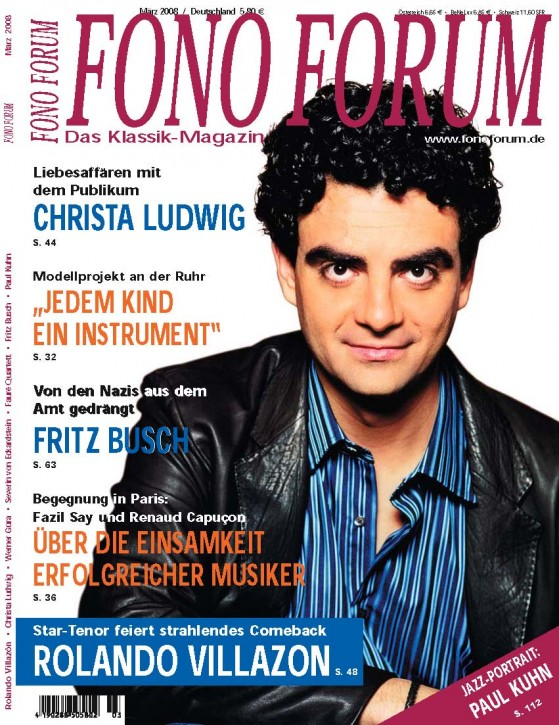 FonoForum März 2008