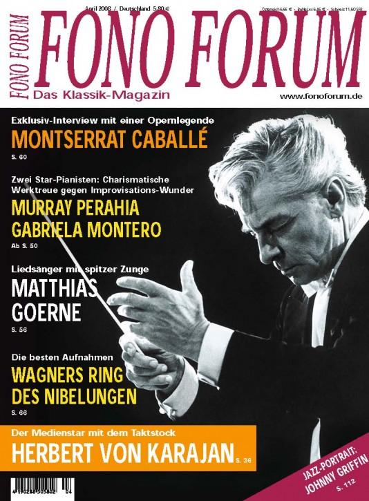 FonoForum April 2008