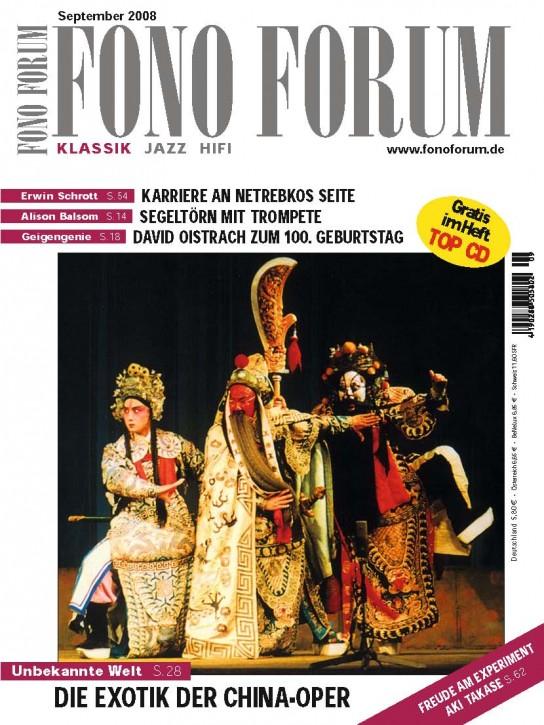 FonoForum September 2008