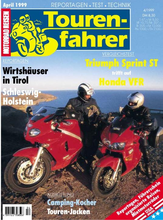 TOURENFAHRER April 1999