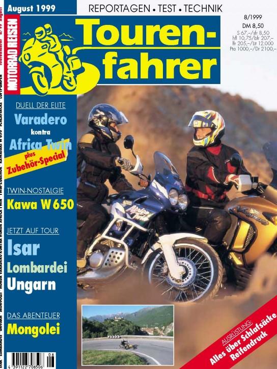 TOURENFAHRER August 1999