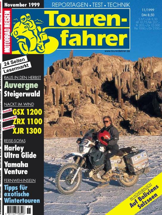 TOURENFAHRER November 1999