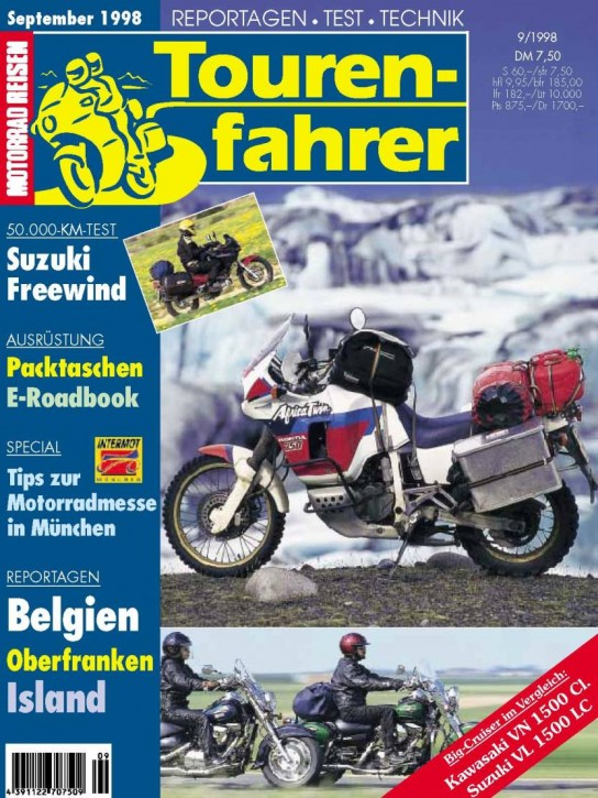 TOURENFAHRER September 1998