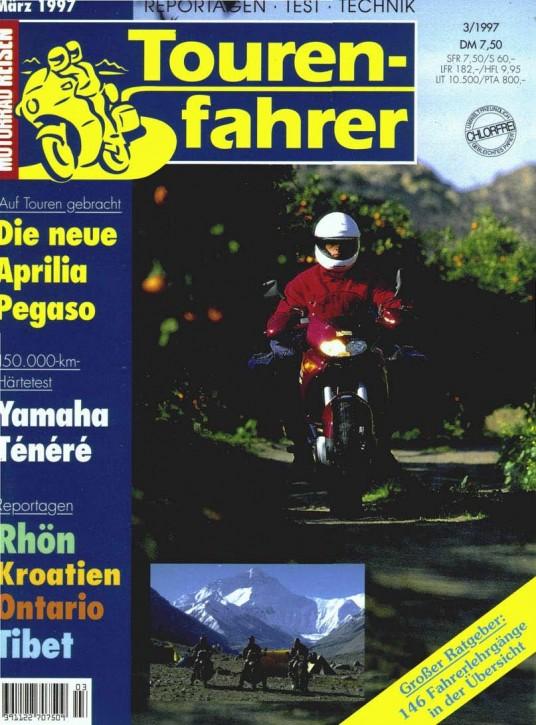 TOURENFAHRER März 1997