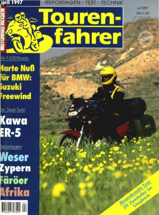 TOURENFAHRER April 1997