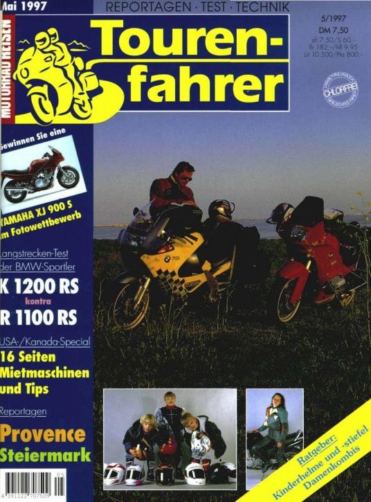 TOURENFAHRER Mai 1997