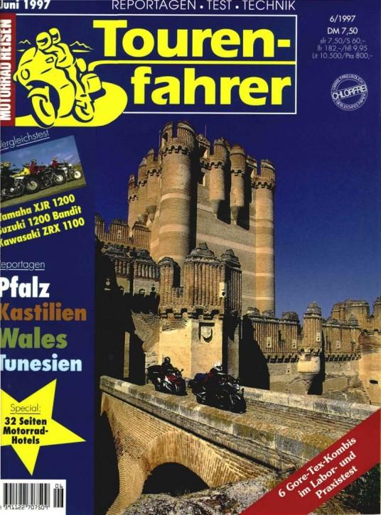 TOURENFAHRER Juni 1997