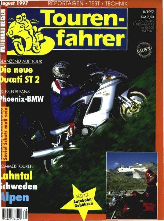 TOURENFAHRER August 1997