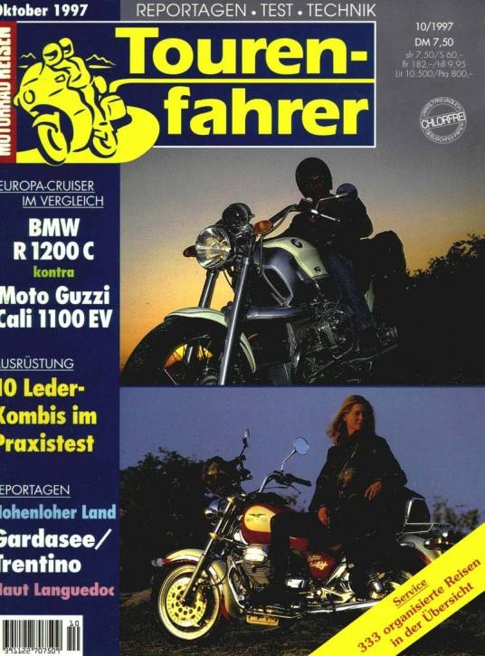 TOURENFAHRER Oktober 1997