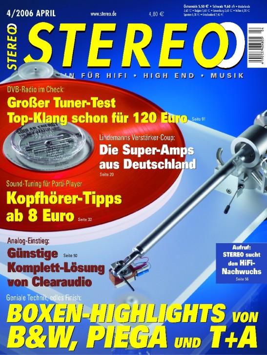 STEREO April 2006