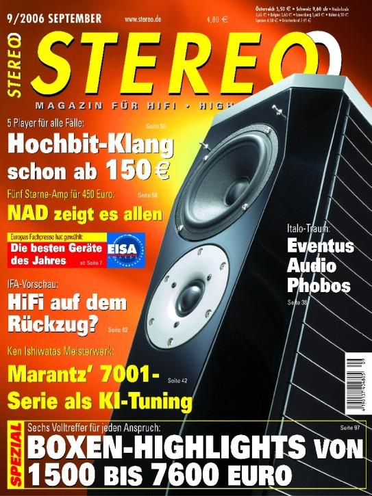 STEREO September 2006