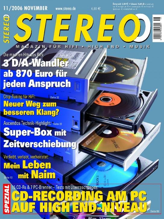 STEREO November 2006