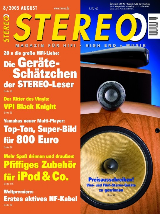 STEREO August 2005