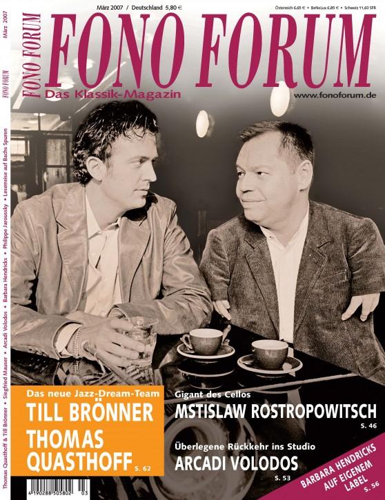 FonoForum März 2007