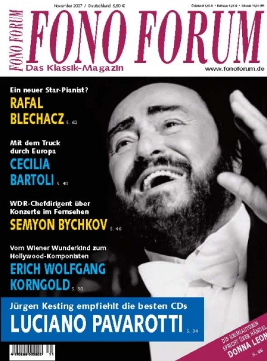FonoForum November 2007