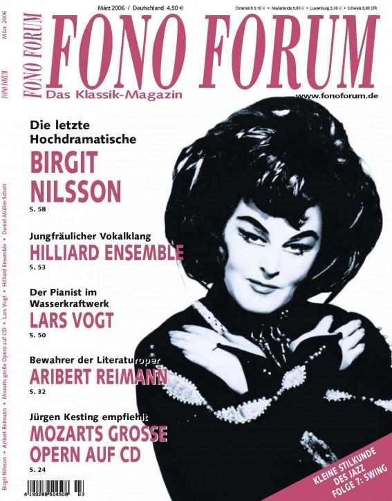 FonoForum März 2006