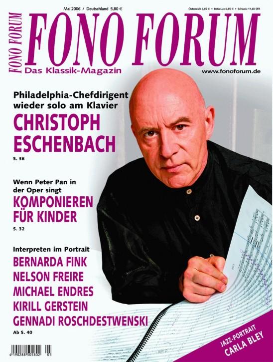 FonoForum Mai 2006